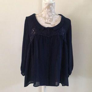 Zenobia blouse